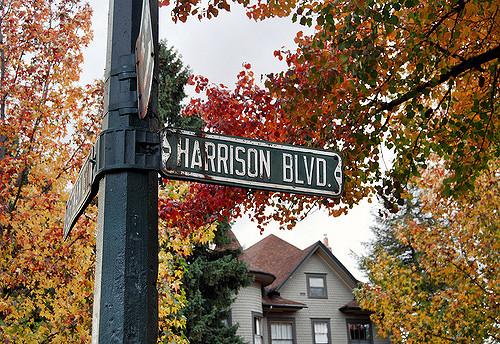 Harrison Blvd