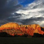 Ghost Ranch Redrock Cliffs